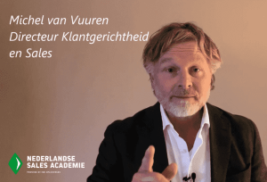 Michel - Vlog - Nederlandse Sales Academie