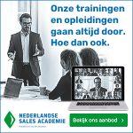 Altijd door - Nederlandse Sales Academie